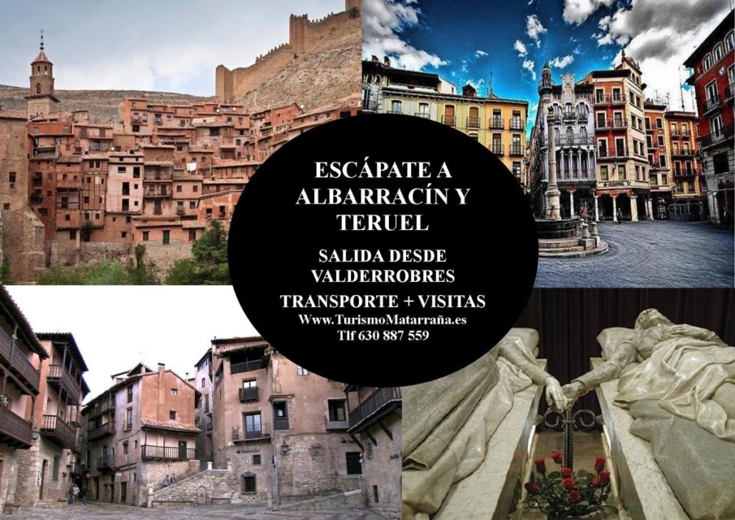 Escápate a Albarracín